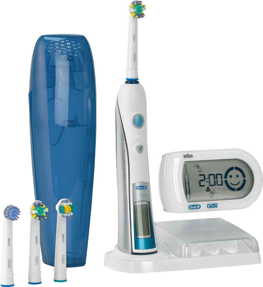 oral b triumph electric toothbrush
